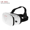 VR MAX Virtual Reality Glasses Headset 3D Glasses Head-Mounted Display for Smartphone White