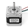JKM JK42HM40-1684 40mm 1.68A 0.9-Degree Two-Phase Hybrid Stepper Motor for CNC Router