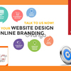 website design and SEO service offered