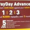 small short term loan against your next salary