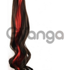 Multicolour Wavy Ponytail Synthetic Hair