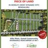 BIAPPA approved plots 100% loan