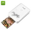 Portable Wi-Fi Photo Printer (White)