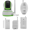 Wi-Fi IP Camera + Home Alarm System
