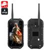 IP68 Octa Core Android Smartphone (Black)