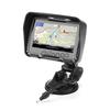 Motorcycle GPS Navigator 'Rage' (Black)