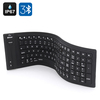 IP67 Bluetooth Wireless Keyboard