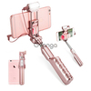 Selfie Stick For Android + iOS (RoseGold)