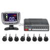 8 Ultrasonic Sensor Parking System