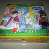 Crayola color wonder puzzle-frozen 60 pcs