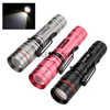 Three Cree T5 LED Flashlights