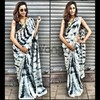 Express Your Fashion Buds By Adorning Striking Georgette Sarees