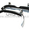 Jaguar Mk2 stainless steel bumpers 1959-1967