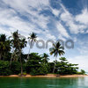 Tropical island in Thailand for Sale, east of Koh Lanta in Thailand's Andaman Sea, Krabi