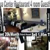 Pattaya Center Restaurant Guesthouse Take over