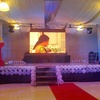 LIghts sound mobile stage Lcd projector rentals