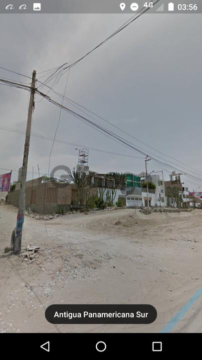 Terreno frente a los almacenes bsf y club cafae-ese entrada playa  sentirítas a 5 casa de las discoteca voce sur ,discoteca IN punta hermosa  ,dragón