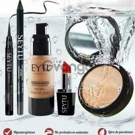 Kit de maquillaje a prueba de agua