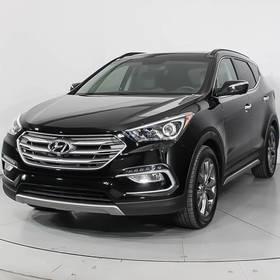 Hyundai Santa Fe Automatica 2017