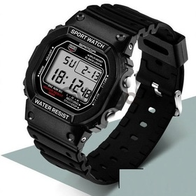 Reloj digital para varón