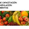 Capacitación Manipulación Alimentos