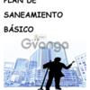 Plan de Saneamiento Básico
