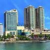 Vendo apartamento frente al mar caribe en malecon center, santo domingo, república dominicana
