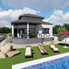 4 Recámaras Villa en venta 140 m², La Marina