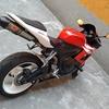 Vendo Moto de pista CBR 600cc rr 2012 en buenas condiciones.