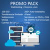 WebHosting + Dominio desde US$30.00/año