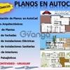 Planos en Autocad, arquitectos ,ingenieros, proyectos arquitectura, estructuras, instalaciones sanitarias