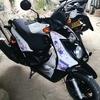 Vendo moto bws yamaha 125 cc