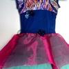 Vestido de moda infantil