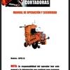 Cortadoras de concreto y asfalto