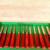 Gubias para tallado en madera