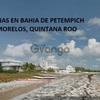 Vendo exclusivo terreno de 3,747 m2. con playa en puerto morelos