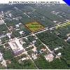 Venta terreno comercial de 9,909 m2 en av. la luna, zona sur de cancun
