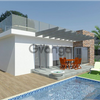 3 Recámaras Villa en venta 106 m², Altos de Polop