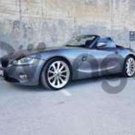 BMW Z4 2.2 AT (170 hp) 2005