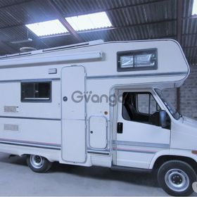 Camping car burstner 2.5 diesel en don