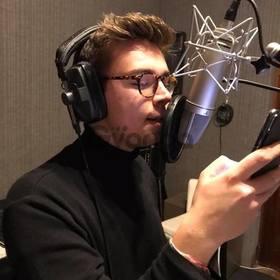 Pour la Saint-Valentin : une séance en studio d'enregistrement