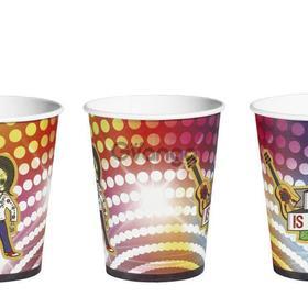 Бумажные стаканы  «Hollywood»