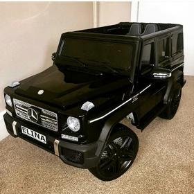 Электромобиль для детей Mercedes G 65 AMG