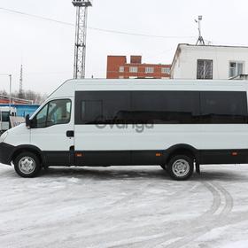 Продам Iveco Daily 50c15 белый микроавтобус, 2011 г