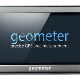 GPS для замера площади полей - ГеоМетр