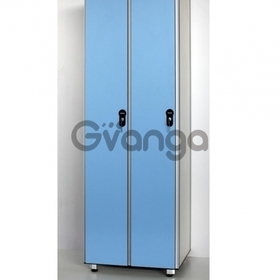 Мебель для раздевалок и бассейнов, шкафчики для переодевания. Система профилей и фурнитуры.