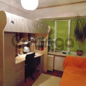 Продается квартира 3-ком 62 м² ул. Русановская Набережная, 10, метро Левобережная