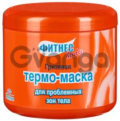 Грязевая термо-маска для проблемных зон тела