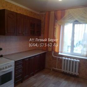 Сдается в аренду квартира 2-ком 65 м² ул. Драгоманова, 12А, метро Позняки