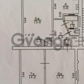Продается квартира 3-ком 62 м² Калининградское шоссе 18